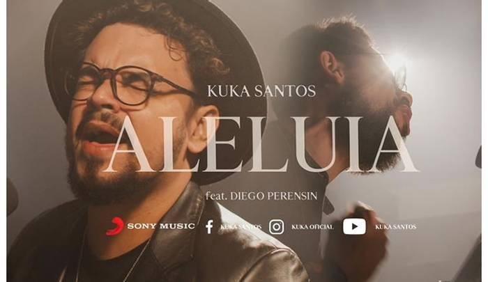 Kuka Santos lança novo single e clipe pela Sony Music – Aleluia